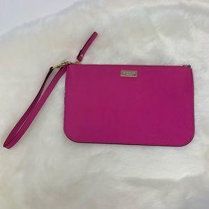 NWT pink Kate Spade Wristlet